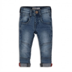 Jeans Dirkje stonewashed slim-fit